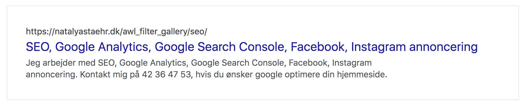 SEO, Google Adds
